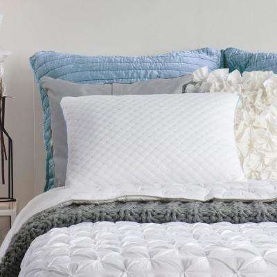 Half and Half Standard Bed Pillow
