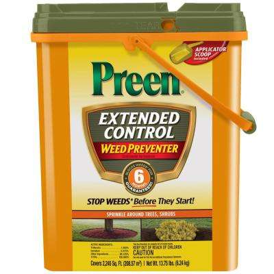 13.75 lbs. Extended Control Weed Preventer