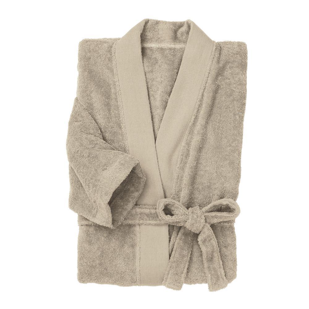 Organic Terry Cotton Bath Robe