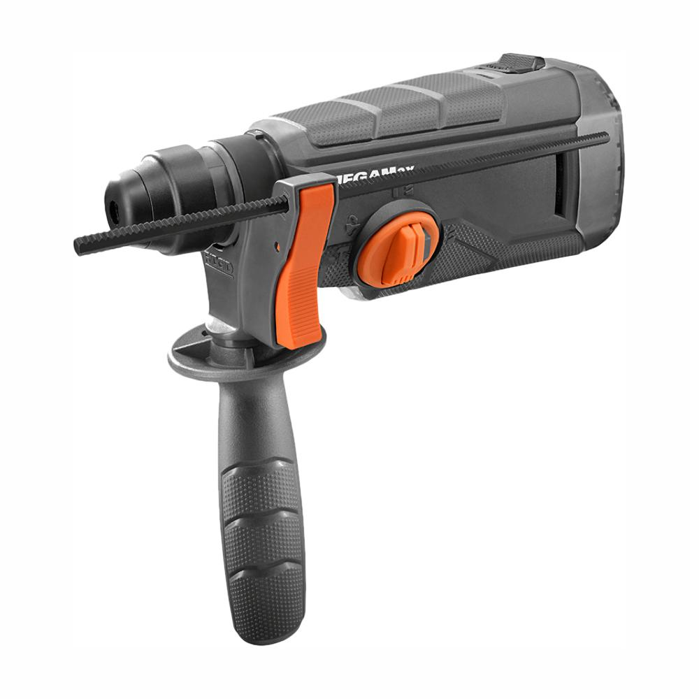 RIDGID 18-Volt OCTANE MEGAMax 1-1/8 in. SDS-Plus Rotary Hammer (Attachment Head Only)