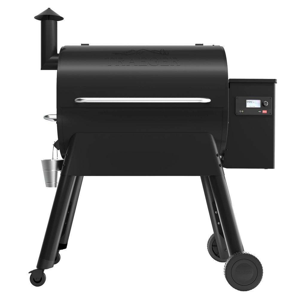 Traeger Pro 780 Wifi Pellet Grill and Smoker in Black
