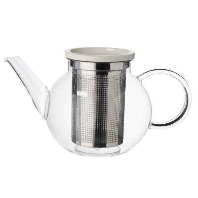 Artesano Hot Beverages 33-3/4 oz. Medium Teapot with Strainer