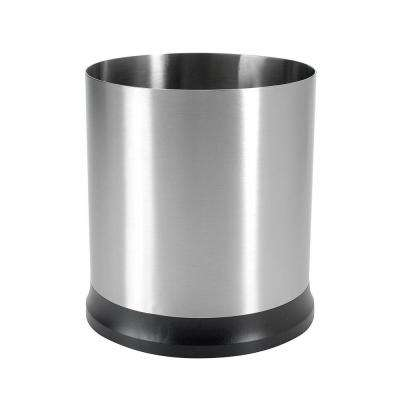 Good Grips Stainless Steel Utensil Holder with Rotating Base