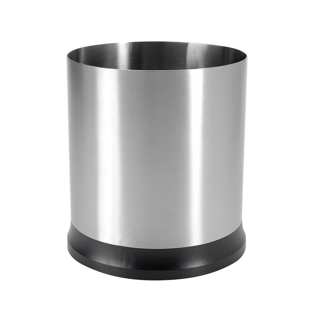 OXO Good Grips Stainless Steel Utensil Holder with Rotating Base
