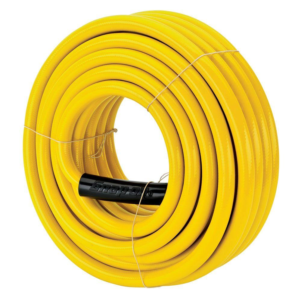 Snap-on 3/8 in. x 50 ft. PVC Air Hose