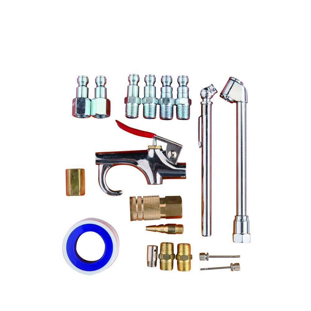 Freeman 1/4 in. x 1/4 in. Automotive Accessory Pack