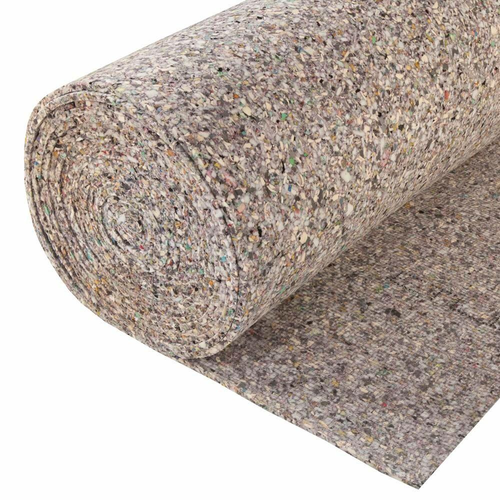 ValueStep 5 1/2 in. Thick 5 lb. Density Rebond Carpet Pad-DISCONTINUED