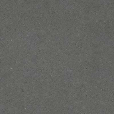 4 in. x 4 in. Quartz Countertop Sample in Shadow Gray