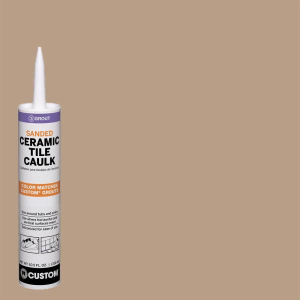 Polyblend #380 Haystack 10.5 oz. Sanded Ceramic Tile Caulk