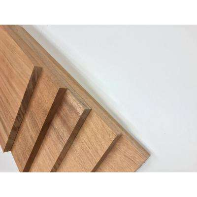 0.75 in. x 11.25 in. x 2 ft. African Mahogany S4S Board (5-Pack)