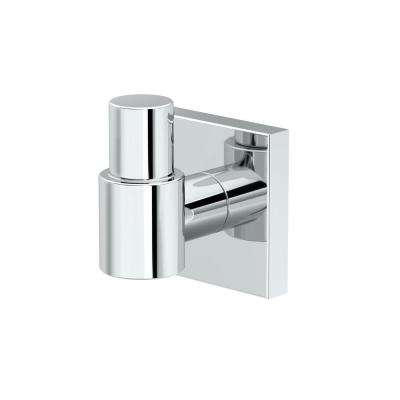 District II Robe Hook in Chrome