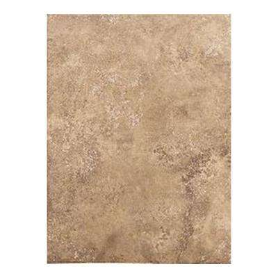Salerno Marrone Chiaro 10 in. x 14 in. Ceramic Floor and Wall Tile (14.58 sq. ft. / case)