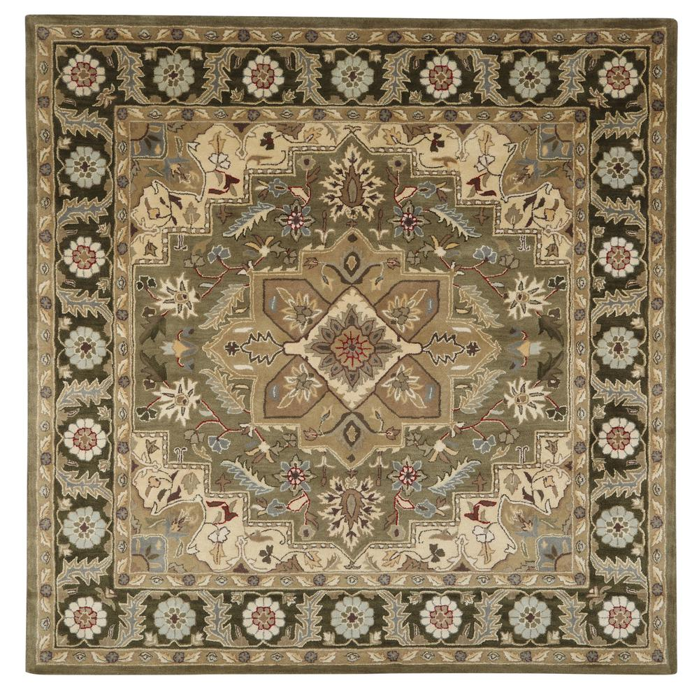 Home decorators collection normandie sage 7 ft 9 in x 7 for Home decorators echelon rug