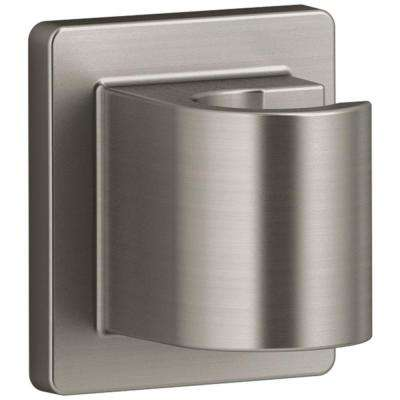 Awaken Fixed Wall Bracket in Vibrant Brushed Nickel