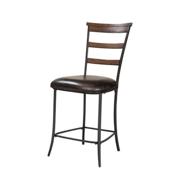 Hillsdale Furniture Cameron Ladder Back Non-Swivel Stool 4671-825