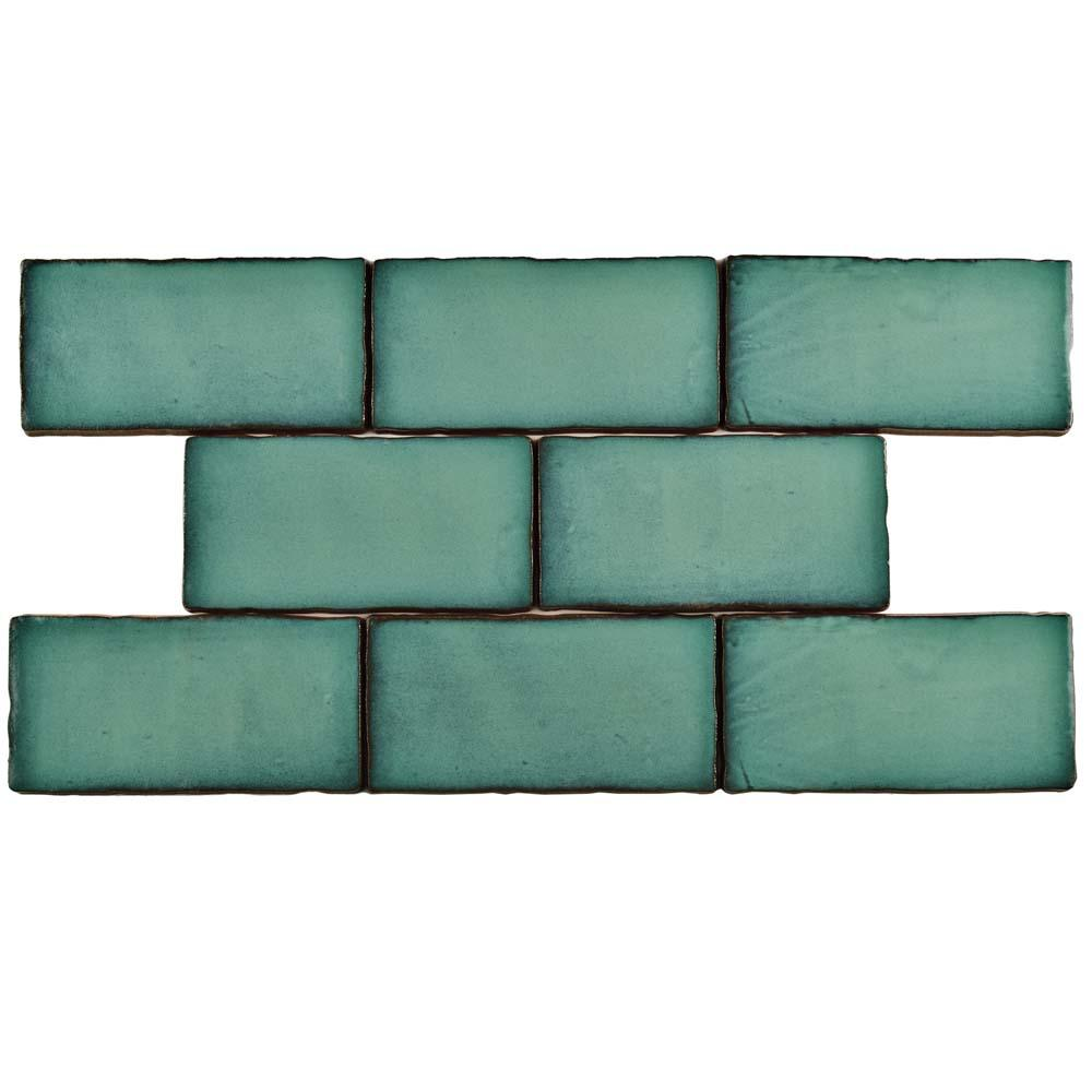 Cool 1 Inch Ceramic Tile Huge 2 X 4 Ceramic Tile Solid 2X4 Ceiling Tile 4X4 Tile Backsplash Old 8 X 8 Ceramic Tile GrayAcoustical Tiles Ceiling Aqua   Ceramic Tile   Tile   The Home Depot
