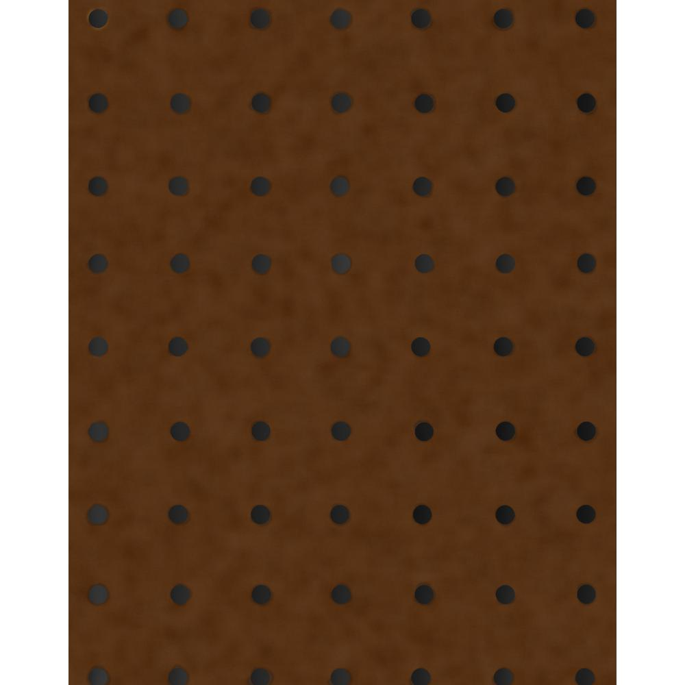 Dpi 3 16 In X 4 Ft X 8 Ft Brown Hardboard Pegboard Ssp2204825 The Home Depot