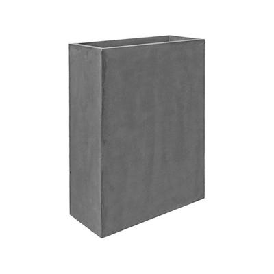 32 in. x 10 in. x 24 in. Cement Fiberstone Planter