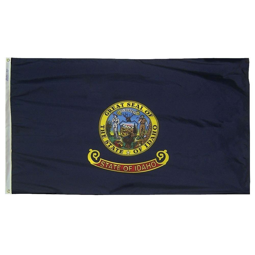 3 ft. x 5 ft. Idaho State Flag