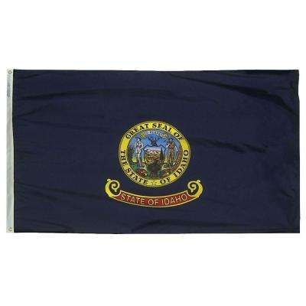 3 ft. x 5 ft. Idaho State Flag