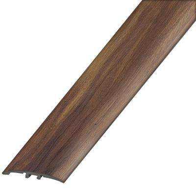 Amaretto 1/4 in. Thick x 2 in. Wide x 94 in. Length Laminate Multi-Purpose Reducer Molding