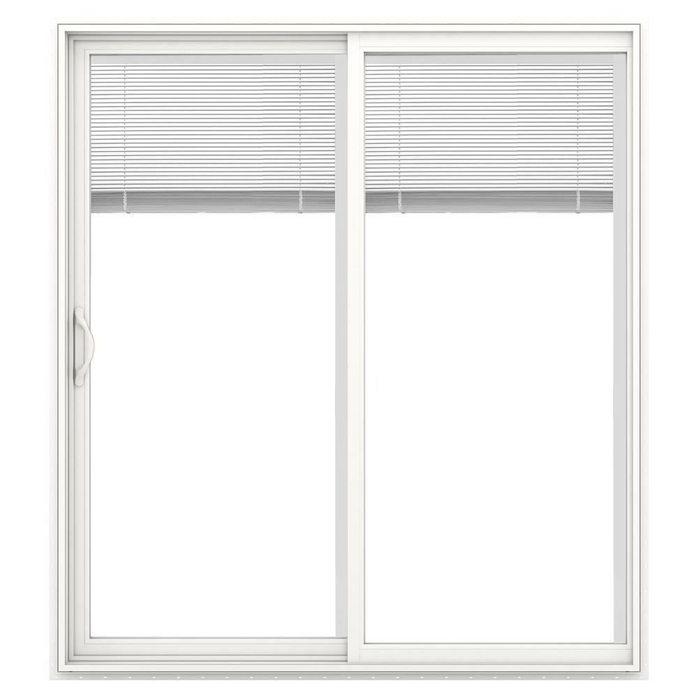Patio Doors Sliding: Stanley Doors 72 In. X 80 In. Double Sliding Patio Door