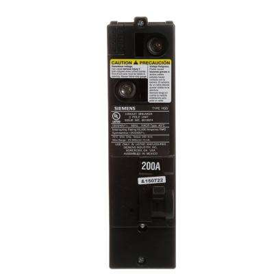 200 Amp Multi-Family Main Breaker Type QS