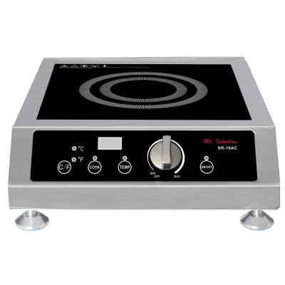 1800-Watt Countertop Commercial Range