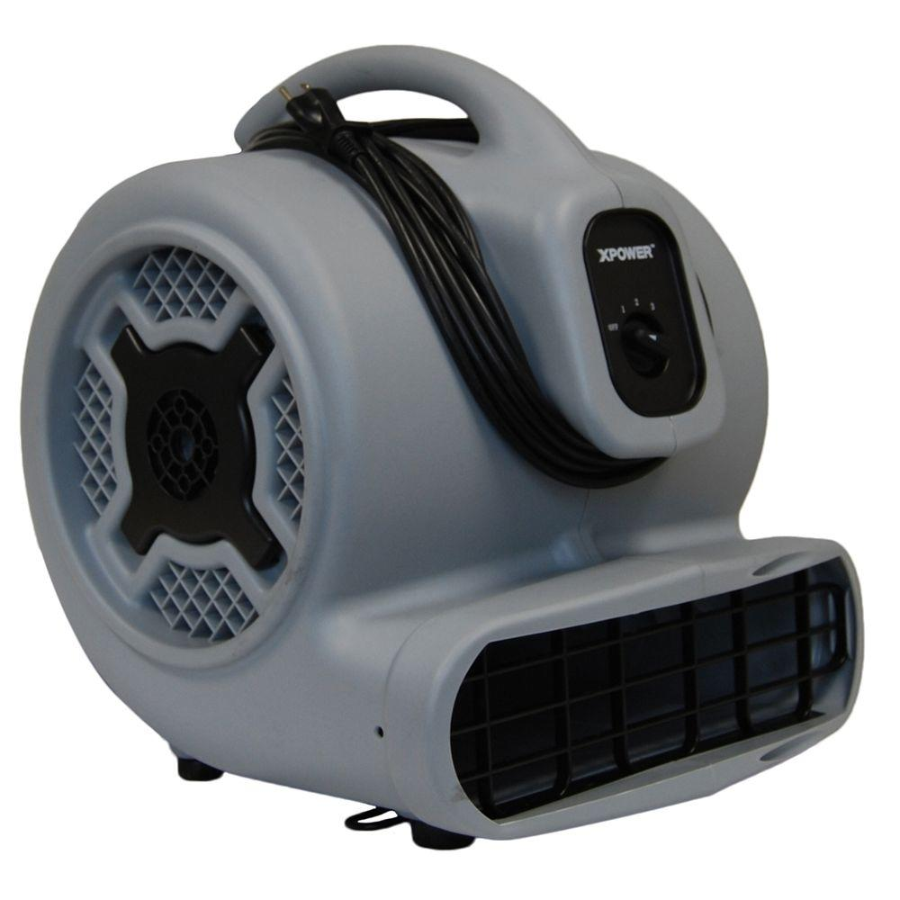 null P-800 3/4HP High Velocity Air Mover