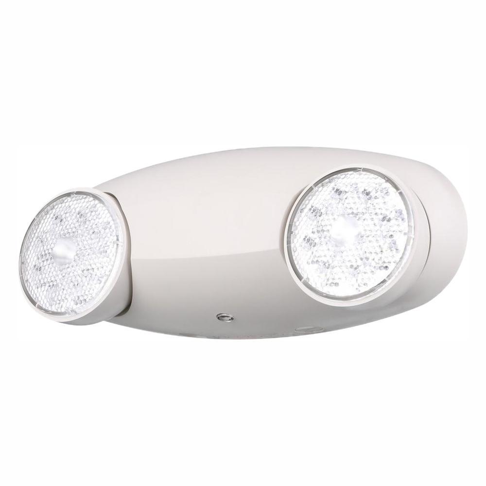 Lithonia Lighting Elm2 Led M12 Quantum 2 Light White Integrated Emergency