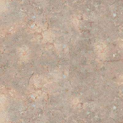 5 in. x 7 in. Laminate Countertop Sample in Tuscan Marble with Premiumfx Etchings Finish