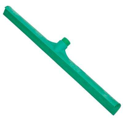 23.75 in. Rubber Squeegee in Green (Case of 6)