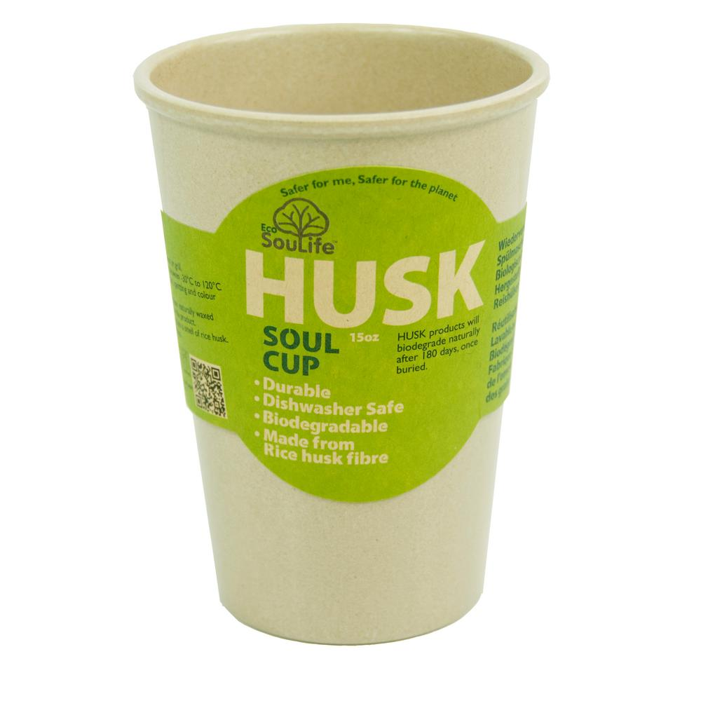 15 oz. Soul Cup Natural Husk Cup (2-Pack)