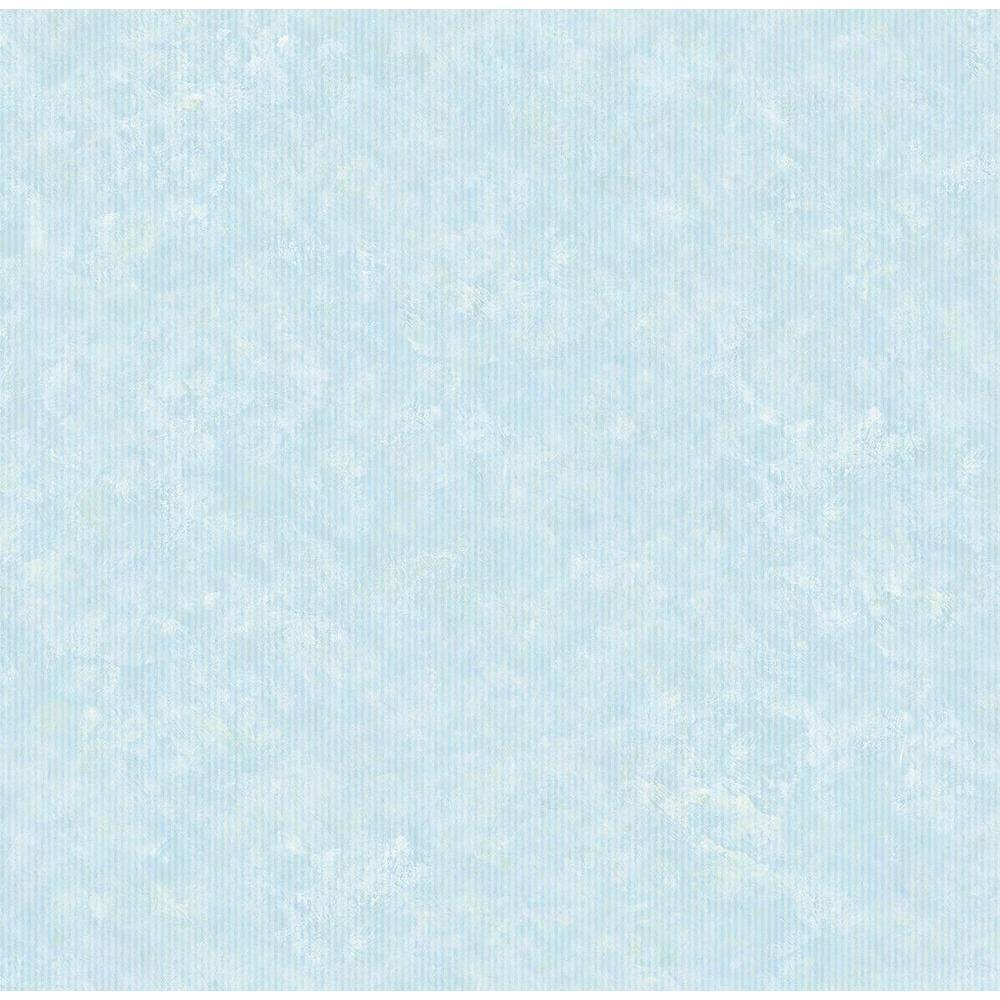 Chesapeake Nicky Light Blue Textured Pinstripe Wallpaper HAS01341