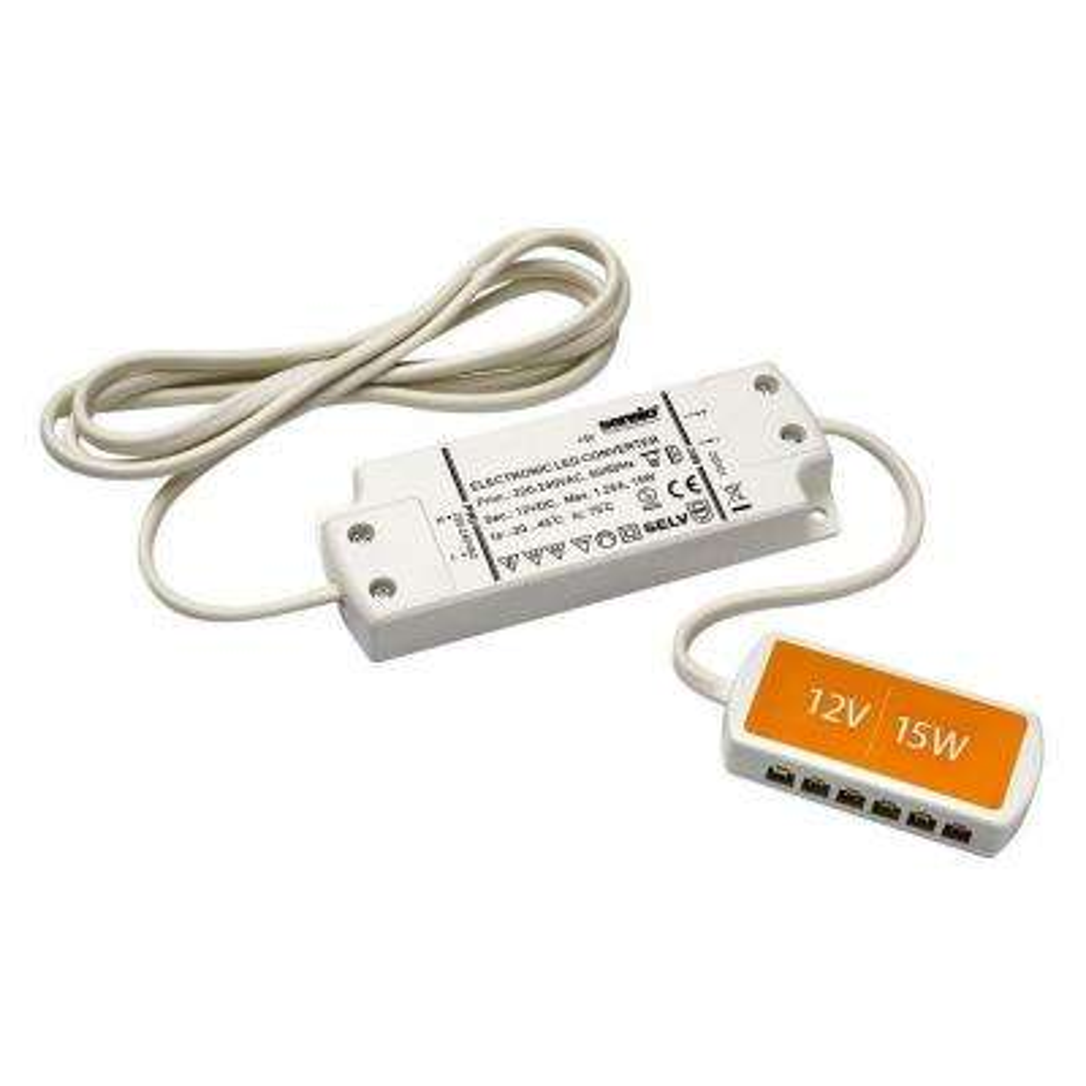 12-Volt 15-Watt LED Driver