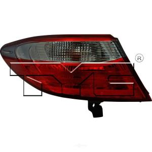 PartsChannel TO2518156OE OE Replacement Headlight Assembly