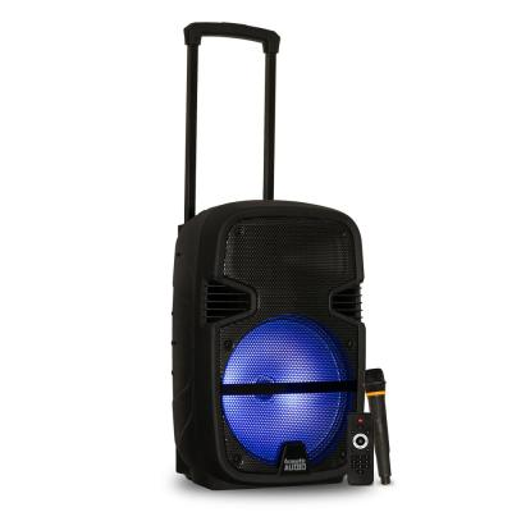 M Monster Tower of Music 20-Watt Portable Wireless Bluetooth