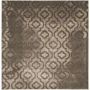 porcello greydark grey 6 ft 7 in x 6 ft 7 - Square Area Rugs