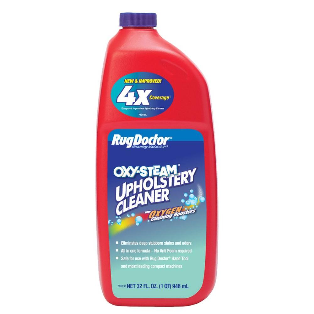 Rug Doctor 32 Oz Upholstery Cleaner 01128 The Home Depot
