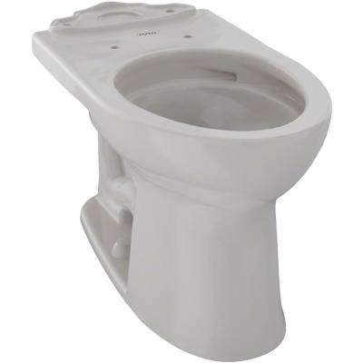 Drake II Elongated Toilet Bowl Only with CeFiONtect in Sedona Beige
