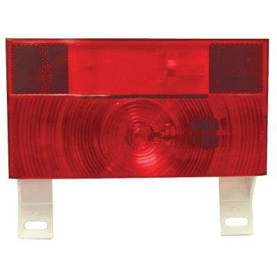 Stop, Turn and Tail Light and License Light with Reflex - without Integral Back Up Light