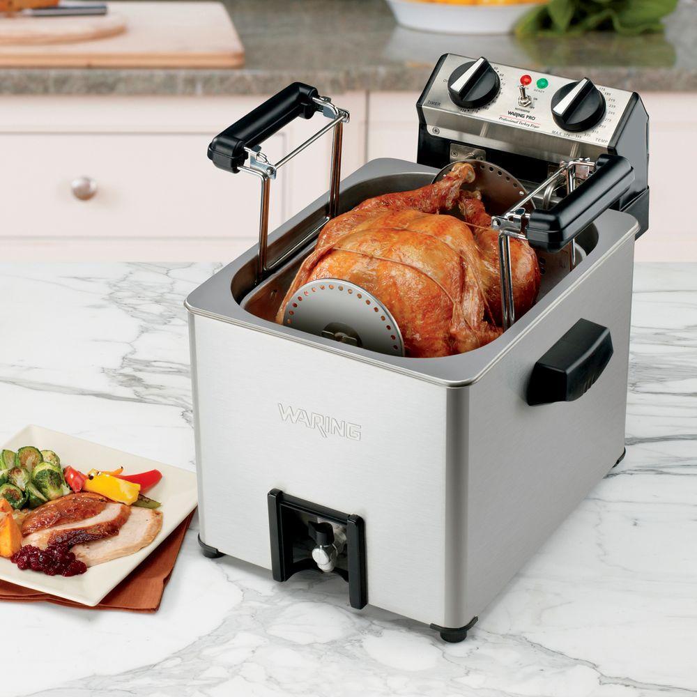 Waring Pro Turkey Fryer/Steamer