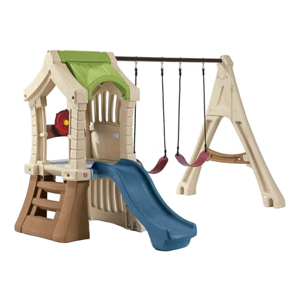 Step2 Play Up Gym Playset-850000 - The Home Depot