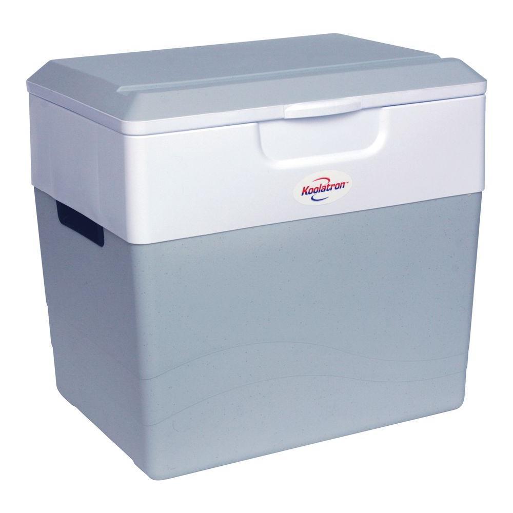 Click here to buy Koolatron 52 qt. Krusader Cooler (12-Volt) by Koolatron.