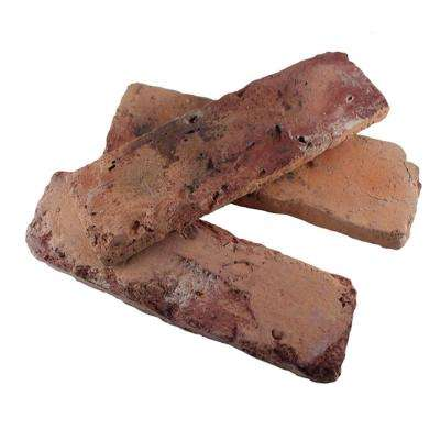 Old Chicago Rosse 10.76 sq. ft. Flats 0.65 in. x 8.20 in. x 2.50 in. Thin Brick