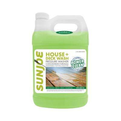 1 Gal. House and Deck All-Purpose Pressure Washer Rated Concentrated Cleaner