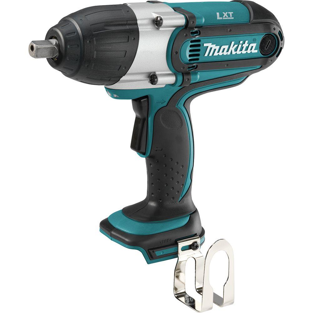 Makita 18-Volt LXT Lithium-Ion 1/2 in. Cordless High Torq...