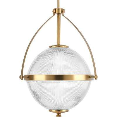 Ellyson Collection 1-Light Brushed Bronze Pendant