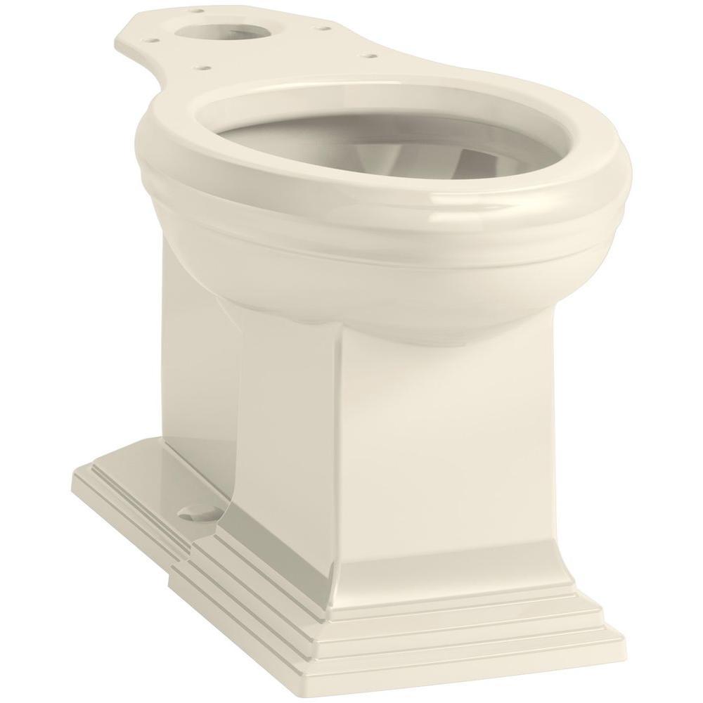 KOHLER Memoirs Elongated Toilet Bowl Only in Almond-K-5626-47 - The ...