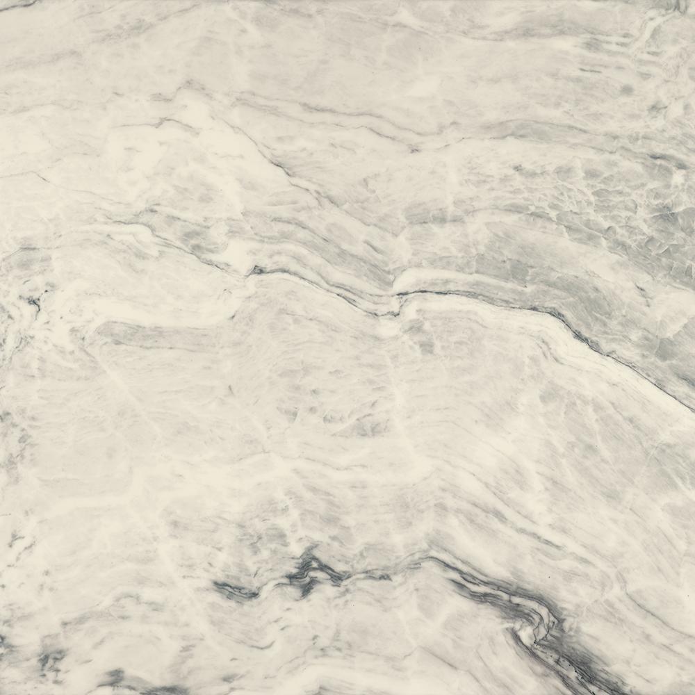 4 in. x 4 in. Stone Effect Vanity Top Sample in Sierra Light